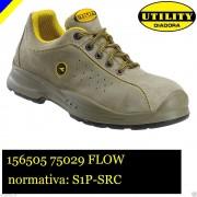 scarpa antinfortunistica diadora light flow s1p-src grigio roccia lunare calzature diadora