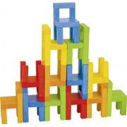 Goki Balancing & Stacking Game Chairs Baby Toy