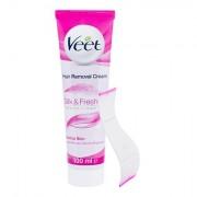 Veet Silk & Fresh™ Normal Skin depilacijska krema za normalnu kožu 100 ml za žene
