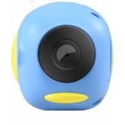 Camera video-foto digitala interactiva cu jocuri pentru copii full-hd ecran 2 inch 1080p rezistenta la socuri model 2020