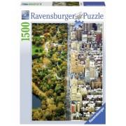 Puzzle New York, 1500 Piese Ravensburger