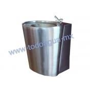 Bebedero De Agua Acero Inox. P/Escuela Y Oficina Con Purificador