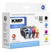 KMP H62V Promo Pack BK/C/M/Y compatible with HP No. 364 XL
