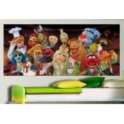 Fototapet Disney The Muppets Personaje - 202 x 90 cm