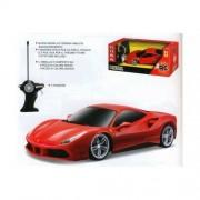 Polistil - ferrari 488 gtb radiocomandata - scala 1:24