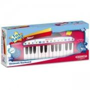 Детски електронен синтезатор с 24 клавиша, Bontempi, 191207