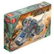 Sluban Special Forces Attack Aircraft 155 Pieces Lego Compatible