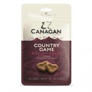 Recompense pentru caini biscuiti Canagan Grain Free cu rata si vanat 150 g