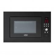 Belling BIM60BLK 23L Built In Microwave-Black