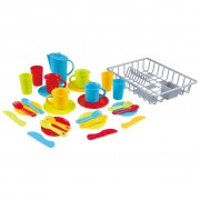 Playgo 30 Piece My Dish Drainer Set 3118