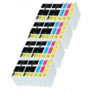 (20pack) EPSON T2715 multipack 27XL - kompatibilné náplne do tlačiarne Epson