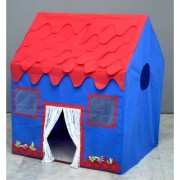 Fun villa kids play tent