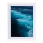 Dekoria Obraz Blue Water I 30x40cm, 30 × 40 cm