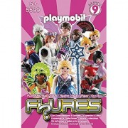 PLAYMOBIL Series 9 Girls Mystery Figures (Styles May Vary)