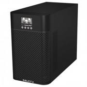 Online UPS (szünetmentes tápegység) Salicru Slc 1500 Twin Pro2 1500 VA Fekete
