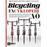 Tidningen Bicycling 5 nummer
