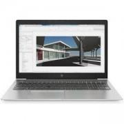 Лаптоп HP ZBook 15U G5, Core i7-8550U (1.8Ghz, up to 4GHhz/8MB/4C), 15.6 инча FHD IPS UWVA BV Touch + WebCam 720p IR TM, 16GB 2400Mhz 1DIMM, 2ZC07EA