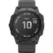 Garmin Chytré hodinky Garmin fenix 6X PRO Slate Gray w/Black Band (Glass)