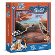 Geo World Tsubasa Digging Kit Zung Galipterus ?Science and Engineering Educational Toy Model? Geoworld Excavation Kit Dsungaripterus Skeleton Genuine