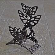 Enrouleur tuyau papillon en fonte