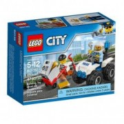 LEGO City Police ATV de Capturare 60135