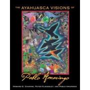 The Ayahuasca Visions of Pablo Amaringo, Hardcover