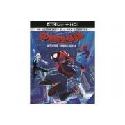 Blu-Ray Spider-Man: Into the Spider-Verse 4K UHD 4K Blu-ray