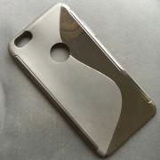 Husa iPhone 6 Plus sau iPhone 6S Plus Silicon Gel Tpu S-Line Neagra