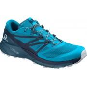 Salomon Sense Ride 2 - scarpe trail running - uomo - Light Blue
