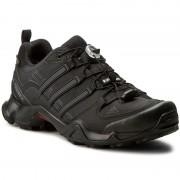 Обувки adidas - Terrex Swift R GTX GORE-TEX BB4624 Cblack/Cblack/Dkgrey