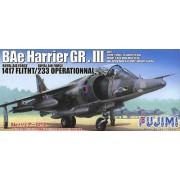 1/72 F55 BAe Harrier GR III (japan import)