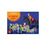 Don Bosco Bildkarten: St. Martin feiern mit Emma und Paul