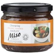 Clearspring bio miso árpából üveges 300g