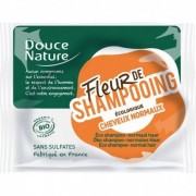 Douce Nature Shampooing Solide Cheveux Normaux 85g-Douce Nature