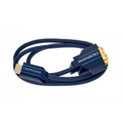 ClickTronic HDMI - DVI Casual Cable 1m