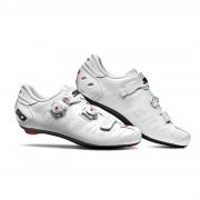 Sidi Ergo 5 Road Shoes - White/White - EU 43 - White/White