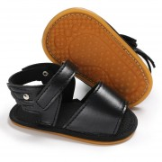 Baby Shoes Cartoon fondo blando alas sandalias antideslizantes.
