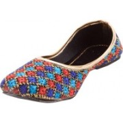 Footrendz Splendid Jutis For Women(Multicolor)