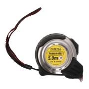 Ролетка магнитна двоен стоп метална 3м 19мм - Top Master