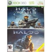 Xbox 360 Halo Wars + Halo 3 (tweedehands)