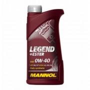 MANNOL LEGEND+ESTER 0W-40 1 liter