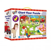 Galt - Gaint Floor Puzzle, Farm