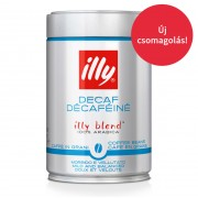 Illy szemes GRANI Decaffeinated kávé (koffeinmentes, zöld) 250 g