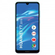 Huawei Y7 (2019) Telefon Mobil Dual-SIM 32GB 3GB RAM Aurora Blue