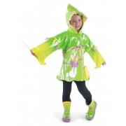 Детский плащ дождевик с подкладкой Kidorable RC-Fairy Фея