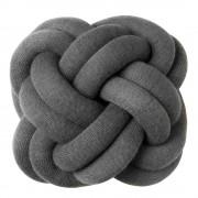 Design House Knot Kudde Grå 30 cm