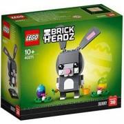 Конструктор Лего Brick Headz Великденско зайче, LEGO BrickHeadz, 40271
