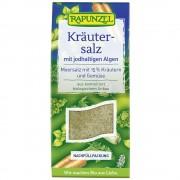 Sare iodată de condimentat cu 15% ierburii legume si alge 500g Rapunzel