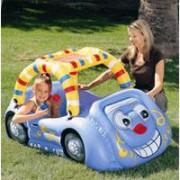 BestWay auto na naduvavanje sa lopticama 140x89x78 52078B