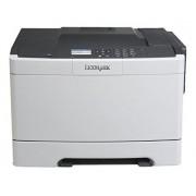Lexmark cs410 N Colour Laser printer (1200 dpi, USB 2.0) Grafiet/wit